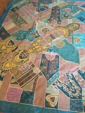 Handmade Embroidered Decorative Quilts & Bedspreads