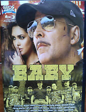 BABY HINDI BOLLYWOOD MOVIE(2015) DVD HIGH QUALITY PICTURE & SOUNDS AKSHAY KUMAR