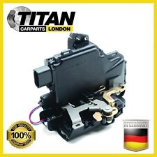 VW GOLF IV PASSAT SKODA OCTAVIA DOOR LOCK MECHANISM FRONT LEFT UK PASSENGER SIDE