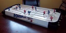 Coleco / Power Play Table Top Hockey Game 1980's -1990's 3D men