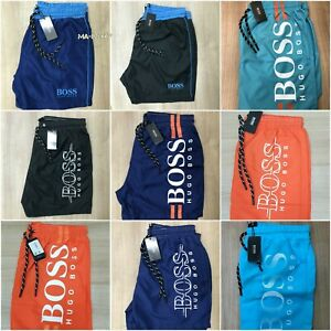 Men's HUGO BOSS Swim Shorts for men Summer Collection