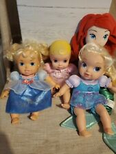 My First Disney Princess Soft Baby Doll 3 PC. Tolly Tots