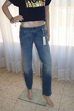 New Women's Blue Diesel Slim Jeans Matic Wash Stretch 008WV Size W 32 L 32