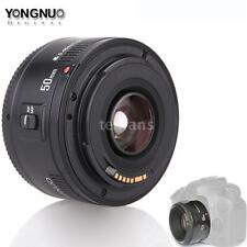 YONGNUO YN EF 50mm F/1.8 Auto&Manual Focus Lens for Canon EOS Mount DSLR Cameras