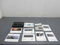 2005 05 06 07 08 Porsche 911 997 Carrera S Owners Manual  #5874