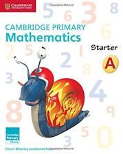 Cambridge Primary Mathematics Starter Libro de actividades a por REES , Janet ,