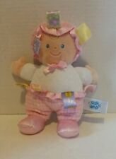 Mary Meyers Taggie lovey Plush Stuffie Stuffed Animal