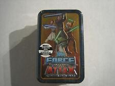 Force Attax Clone Wars - Serie 4 - TIN BOX - DEUTSCH - STAR WARS Dose OVP NEU
