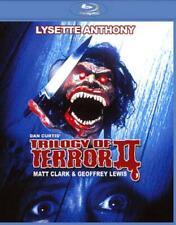 TRILOGY OF TERROR II NEW BLU-RAY DISC