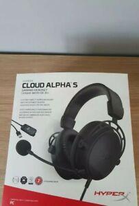 HYPERX Cloud Alpha S 7.1 Gaming Headset - Black