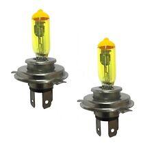 H4 amarillo bombillas peras 12v 2300k Bluetech Yellow Oldtimer, luz nostalgia