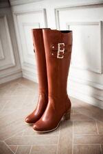 Lars Knee high womens boots