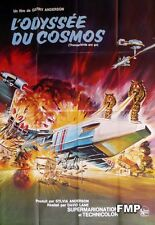 THUNDERBIRDS ARE GO - PUPPETS / ANIMATION - ORIGINAL LARGE FRENCH MOVIE POSTER