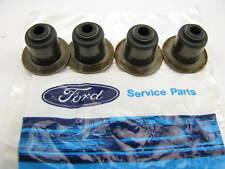 (4) NEW - OEM Ford F5RZ-6571-B Engine Valve Stem Oil Seal 1995-2006 2.5L 3.0L