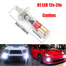 1X Car Truck Headlight H1 12-24v Canbus Fog Light Daytime Running Light DRL LED