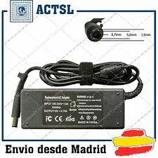 Adaptador Cargador Nuevo para HP 8460w i7-2860QM 14.0 8GB/256 19V 4,74A Alta C