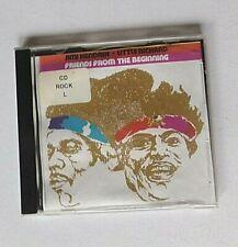 JIMI HENDRIX LITTLE RICHARD - Friends From Beginning - CD    RARE