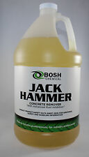 JACK HAMMER CONCRETE REMOVER--CONCENTRATE Makes 10 Gallon Of Product!!!!