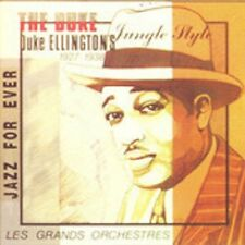 Duke Ellington ‎– Duke Ellington's Jungle Style 1927-1938 / Black & Blue Jazz CD