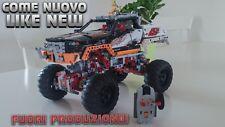 Lego Technic 9398 Pickup 4x4 Radio comandato Fuori Produzione Come Nuovo