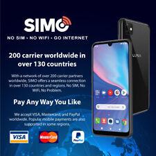 LUNA SIMO G50 INTERNATIONAL ROAMING VIRTUAL SIM CARD mobile phone smartphone