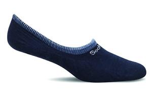 SockWell men's merino wool rayono No Show Socks choose Size undercover zest NEW