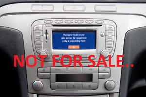 FORD BLAUPUNKT TRAVELPILOT EX SAT NAV RADIO CD PLAYER STEREO DECODE CODE SERVICE