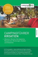 Reiseführer & Reiseberichte über Kroatien mit Camping-Thema