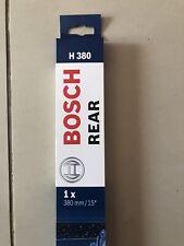 """Bosch Super Plus 15"""" Inch Wiper Blade - H380 / 3397004756"""