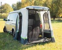 Heckzelt Upgrade Premium speziell VW T4 + T5 + T6 Heckzelt Premium Ausstattung