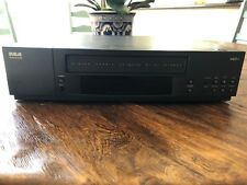 Rca Vcr 4-Head Double Azimuth Hi-Fi Stereo Model Number Vr626Hf