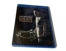 Gran Torino Movie (Blu-ray Disc, 2009) Brand New SEALED