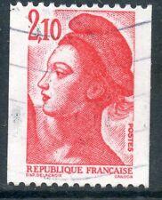 STAMP / TIMBRE DE FRANCE OBLITERE N° 2322  ROULETTE TYPE LIBERTE