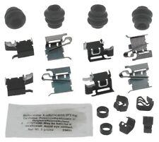 Disc Brake Hardware Kit ACDELCO PRO DURASTOP 18K1854X fits 06-15 Toyota Yaris