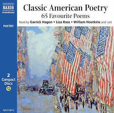 Poetry CD Audio Books in English