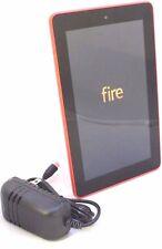 Amazon Fire 5th Generation 8GB, Wi-Fi, 7in - Tangerine  07-5A