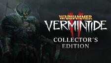 Warhammer Vermintide 2 Collectors Edition PC Steam Key NEW Download Region Free