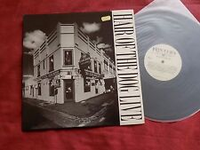 VARIOUS Hair of the dog live RARE COMP LP Australia G/F INDIE NEW WAVE
