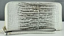 New Trend GuEsS Authentic Wallet Ladies Huntley Taupe Multi Women Extraordinary