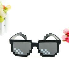 deal with it glasses thug life glasses women men sunglasses black mosaic glasses