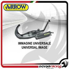 Arrow Complete Exhaust Street 2T Carbon Racing Suzuki RGV 250 Gamma 1991>1995