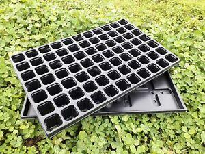 QuickPot Anzuchtplatte Untersetzer Aussaat Pikierplatte 150R, 77, 54R, 35R, 24R