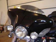 "4"" Chopped Dark Tint 86-95, 5 hole  Windshield  Harley FLHR FLHT FLHX"