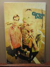 green Day rock n roll group original 1994 Vintage Poster 2336