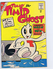 Timmy the Timid Ghost #20 Charlton 1960
