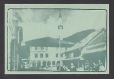 MOSQUE SULEIMANIA ~ TRAVNIK ~ BOSNIA HERZEGOVINA ~ ISLAM ~ 1929/1991  post card