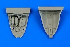 Aires 4659  1/48 L29 Delfin Nose Nitrogen Bay For AMK  model (Resin)