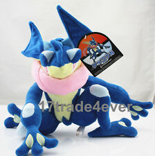 Pokemon Center Pokedoll 12inch Greninja Figure Anime Stuffed Plush Doll