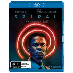 SPIRAL - From The Book Of SAW : NEW Blu-Ray