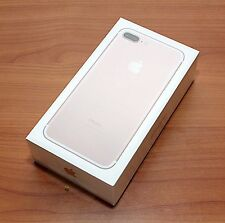 "NEW Apple iPhone 7 PLUS 5.5"" UNLOCKED 128GB Rose Gold 4G LTE GLOBAL GSM WARRNTY"